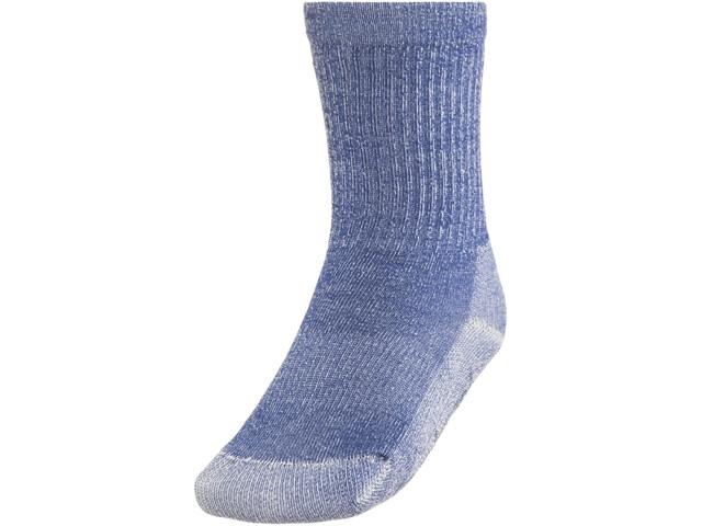 Smartwool Hike Light Crew Socks Kinder dark blue
